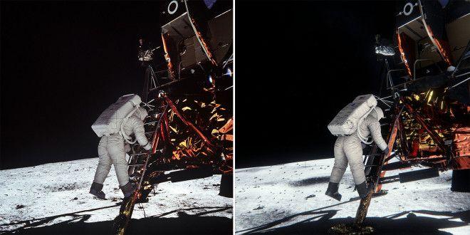 アポロ11号の「月面着陸は事実」:NVIDIA社が最新GPU技術で証明|WIRED.jp