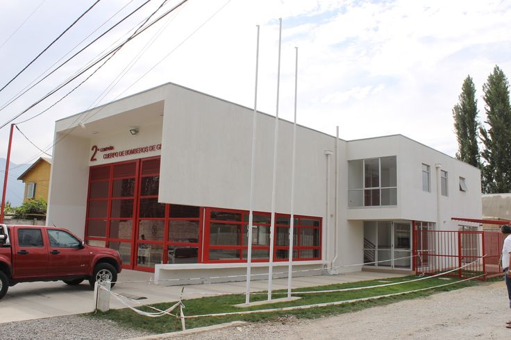 Fire Station 2 Compañia del Cuerpo de Bomberos de Graneros, Chile