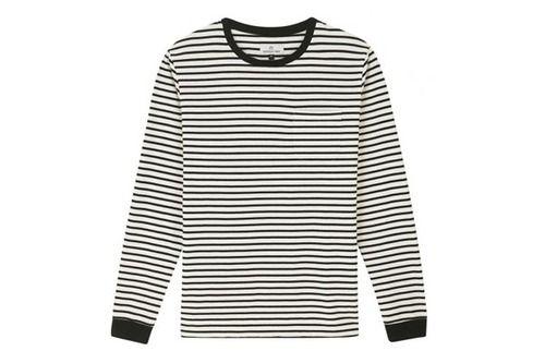 Black & Ecru sweater by Hentsch Man