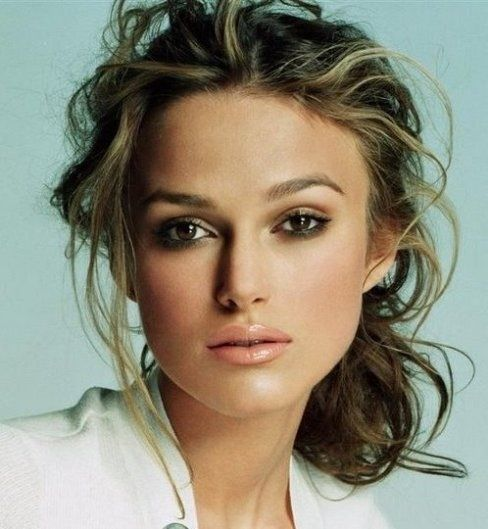 Keira Knightly - her luminous beauty simply lights up the screen