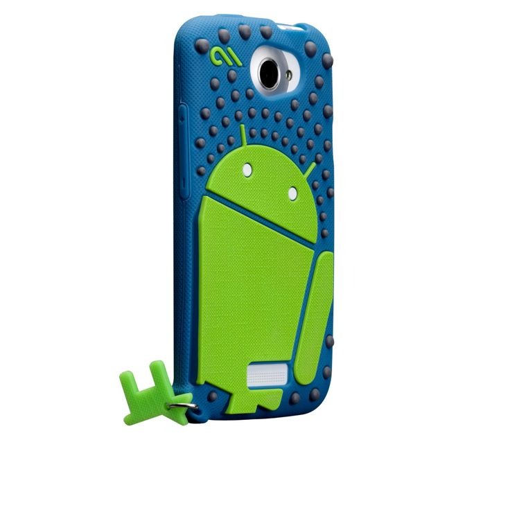 Cute Creature Case-Mate for your HTC One X/XL.