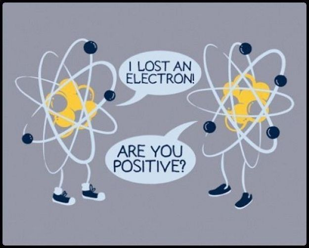 Atom humor | 20 Spectacularly Nerdy Science Jokes