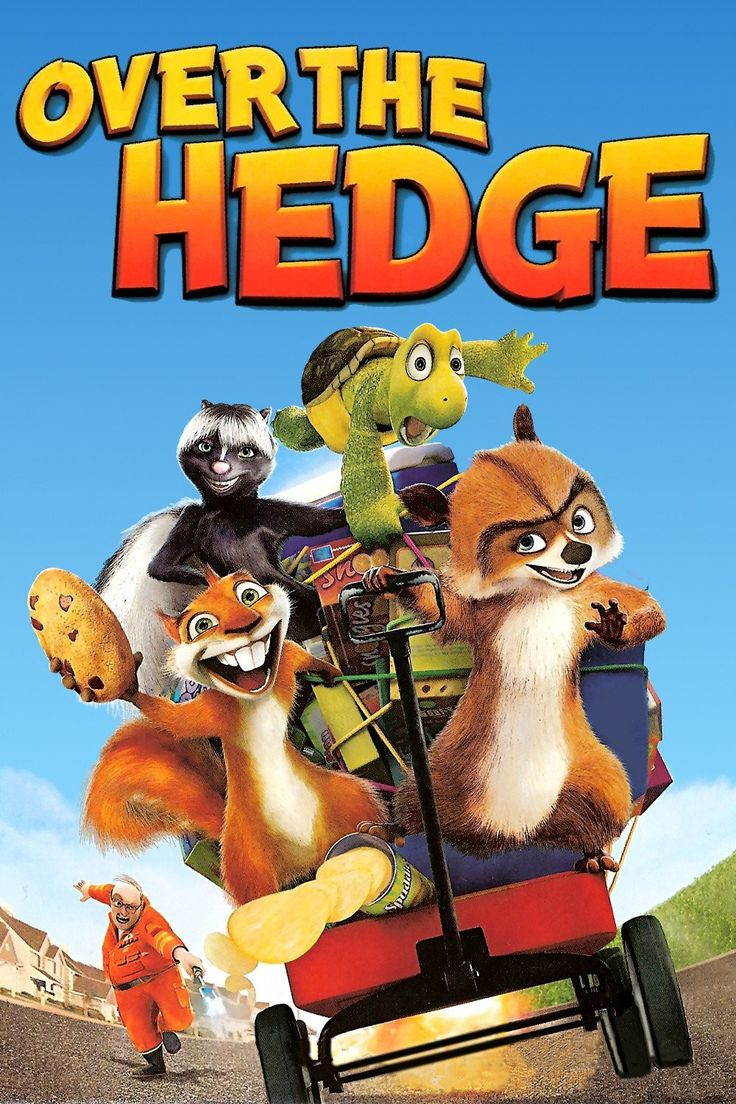 Over the Hedge (2006) - Watch Movies Free Online - Watch Over the Hedge Free Online #OverTheHedge - http://mwfo.pro/1015036