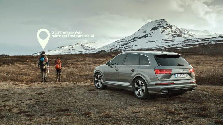 Audi - Catch the Unseen on Vimeo