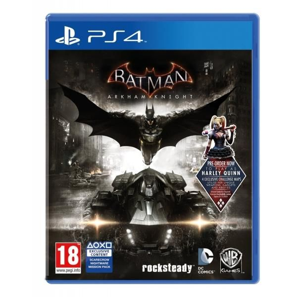 Batman Arkham Knight PS4 Game | http://gamesactions.com shares #new #latest #videogames #games for #pc #psp #ps3 #wii #xbox #nintendo #3ds