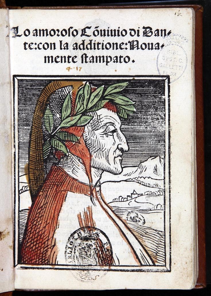 Dante Alighieri, Convivio, Venezia 1521