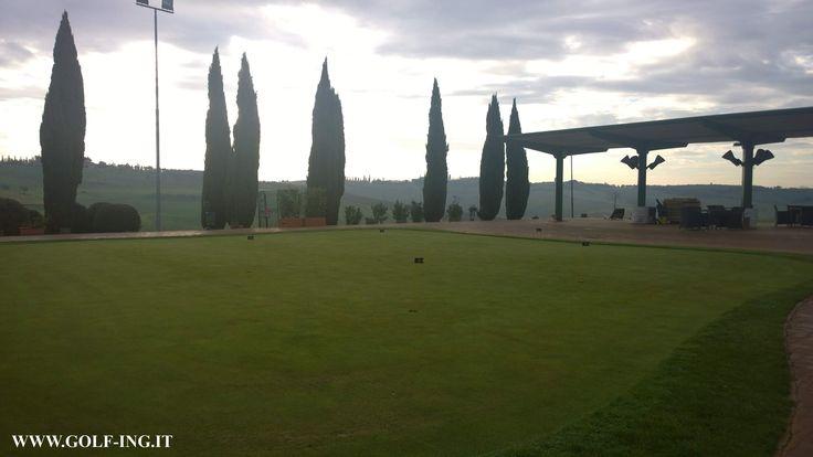Putting Green Pratica @Bellosguardo Vinci #golf