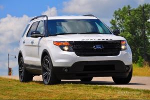 2014 Ford Explorer Sport new
