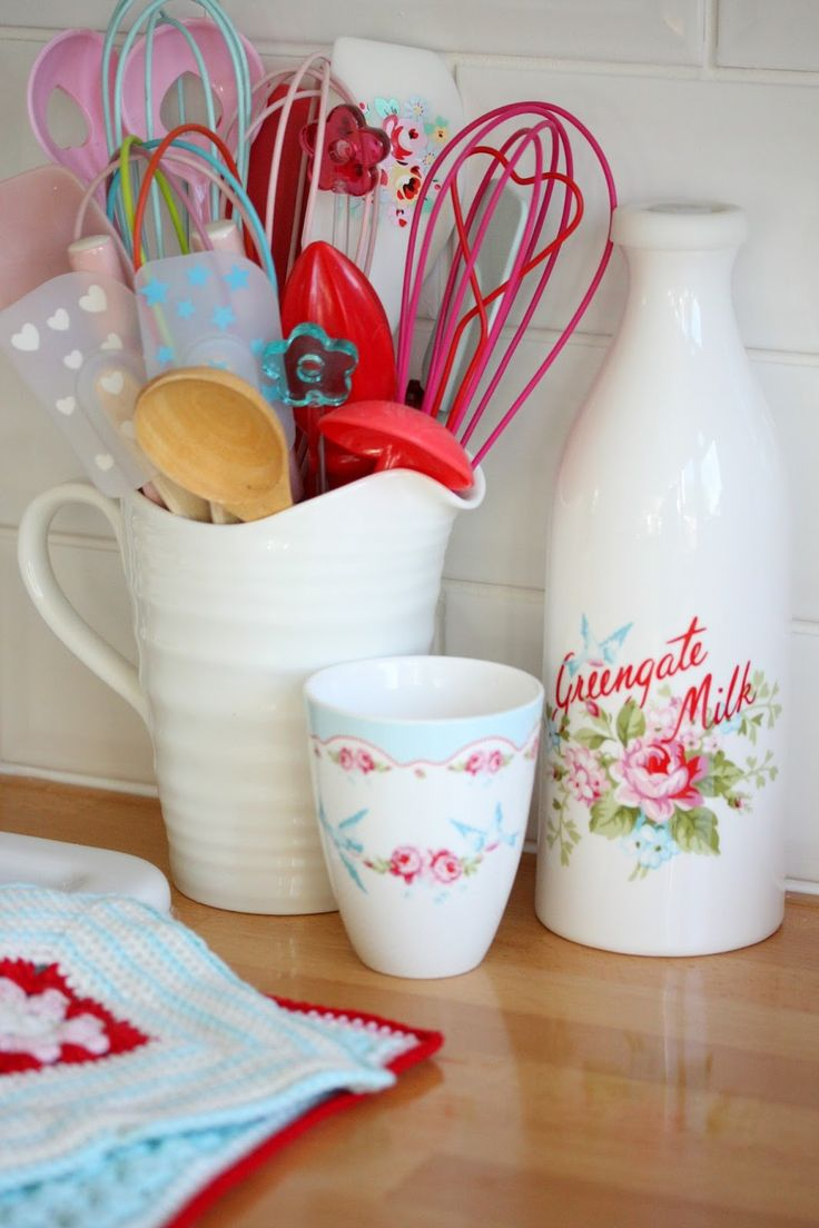 Sweet Country Life ~ Simple Pleasures ~ Country Kitchen ~ Baking Day ~ Coco Rose Diaries