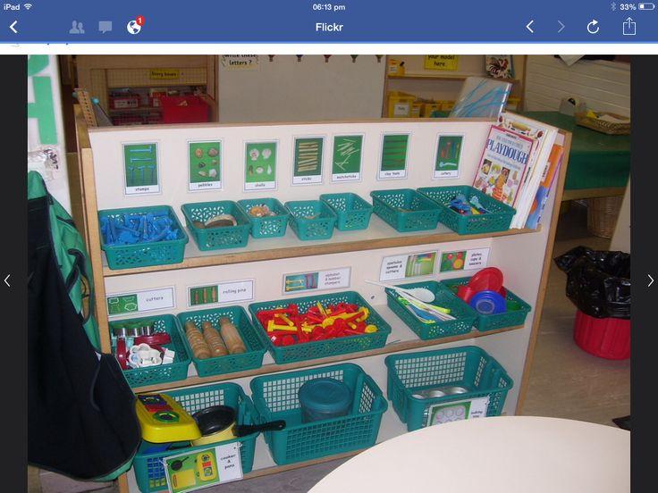 Classroom Ideas Eyfs ~ Play dough area early years classroom layouts