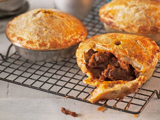 Aussie meat pie - Better Homes and Gardens - Yahoo!7