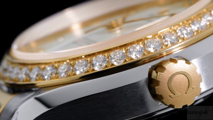 Basel Ladies Watches 2014: Patek Philippe, #Omega, Rolex www.luxuryvolt.com