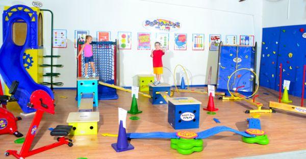 Kids Obstacle Course www.kidsfit.com