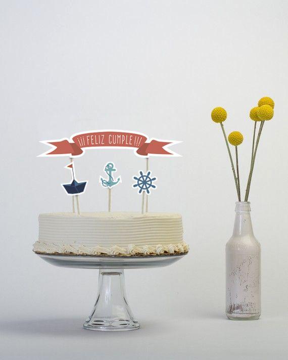 Decoración Torta. https://www.ofeliafeliz.com.ar/kit-imprimible-612961
