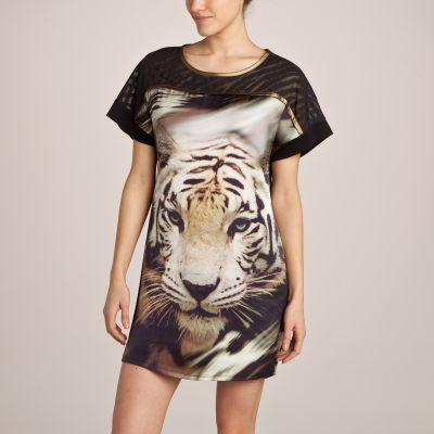 tshirt tigre (modèle diana ou modèle minute)
