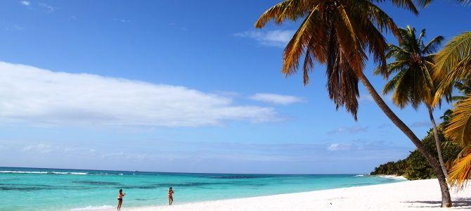 Pláž Bayahibe, Bayahibe, Dominikánská republika