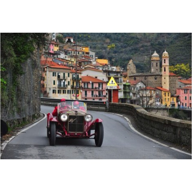 Alfa Romeo - Mille Miglia