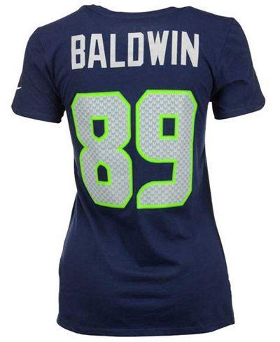 32.00$  Buy here - http://viuzp.justgood.pw/vig/item.php?t=r4p7y147210 - Women's Doug Baldwin Seattle Seahawks Player Pride T-Shirt