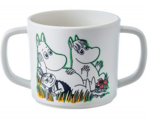 Melamine Moomin Cup for Toddlers