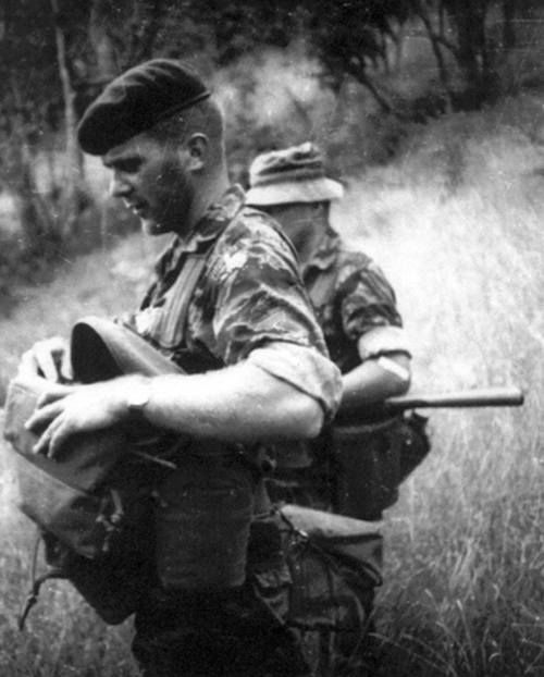 Men of the 101st Airborne Tiger Force | Fortunate Sons ...