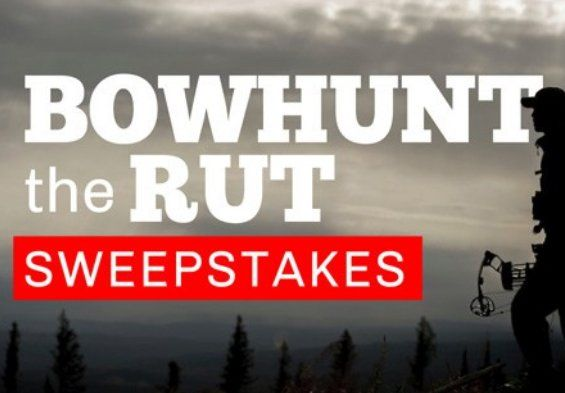 Win a $2,200.00 Prize package includes: one Elite Enlist Bow, one Cam X X330, one Scott Echo release, one CBE SL4, two packs of Slick Trick Raptor Tricks and one Duel Game Calls Rolling Thunder Stretchback Bugle.     Only one entry per person will be...