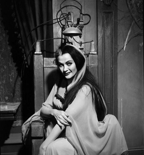Lily Munster!! Haven't seen this one before either!