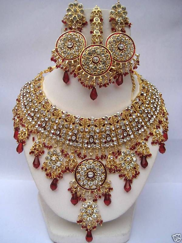 233 best indian jewelry images on Pinterest | Diy wedding ...