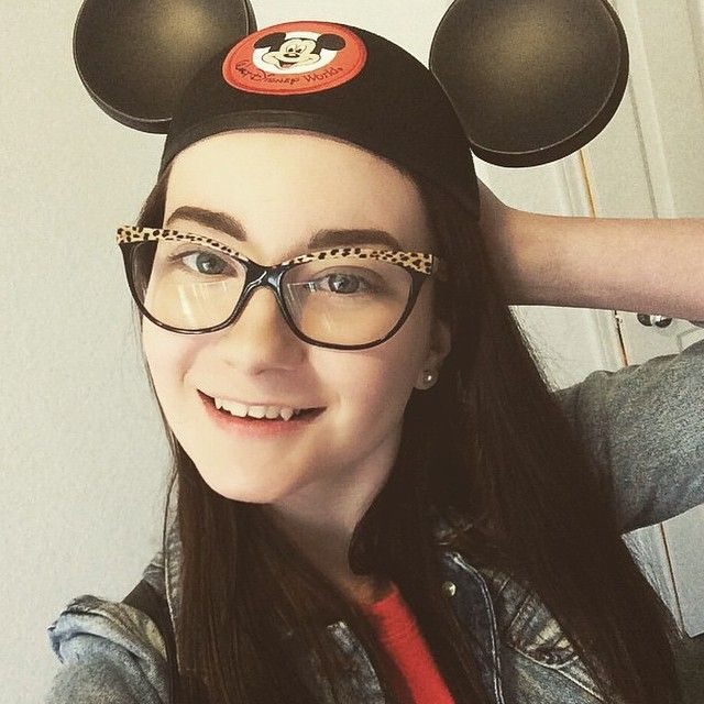 Amelia, who was our Optical Assistant at Treetops, recently moved to Florida to work at Disney World. What an experience! Here she is with her new ears! We miss you Amelia and keep on sending us photos! Good to see you are wearing your cool optical fames you got at Envision Optical too! They look great with the ears!
