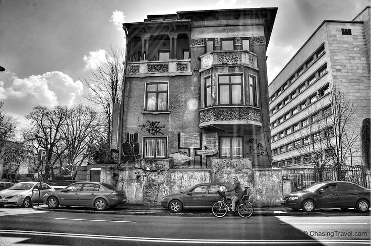 Bunker in Bucharest