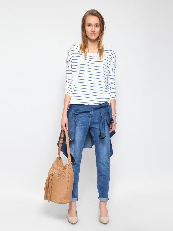 Marynarski styl od #topsecret. paski #stripes