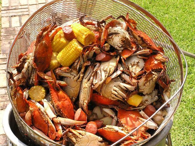 Louisiana crab boil......awesome
