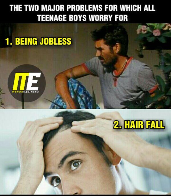 Teenage Boys Problem