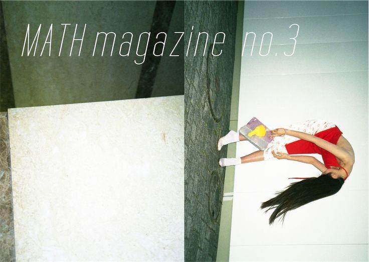FOR MATH MAGAZINE №3 PHOTOGRAPHER:HARUKI MATSUI  HAIR MAKE : NORI  MODEL:MAKI  STYLING:VISITFOR