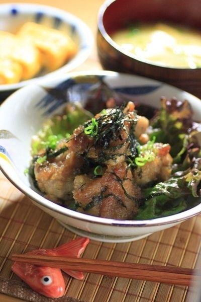 鶏もも肉の梅しそ炒め by まかない課長さん | レシピブログ - 料理 ...
