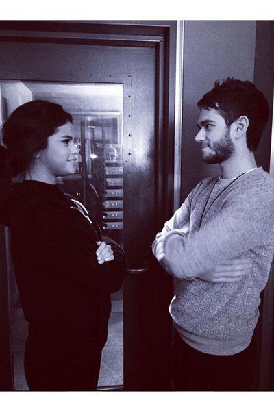8 Of Selena Gomez and Zedd's Cutest Moments Ever