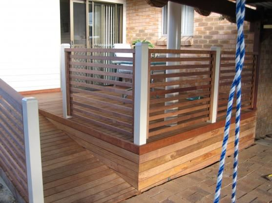Timber Decking Ideas by A CLASS PROPERTY SERVICES