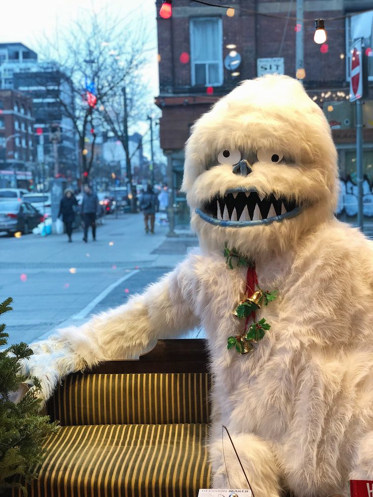 Meet Yeti, Yardsale Yeti. He's the owner and creator of the Yardsale Yeti Shot Ski Company.