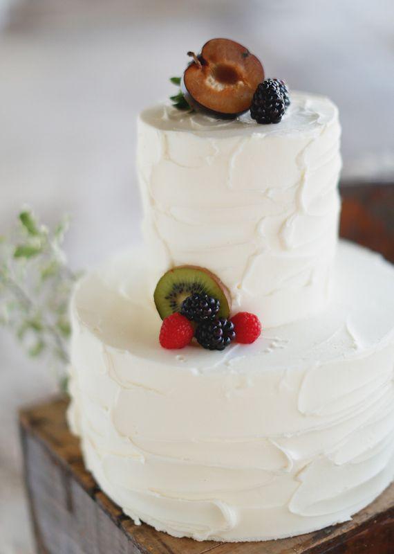 Cake Polonais Avec Des Fruits Confits