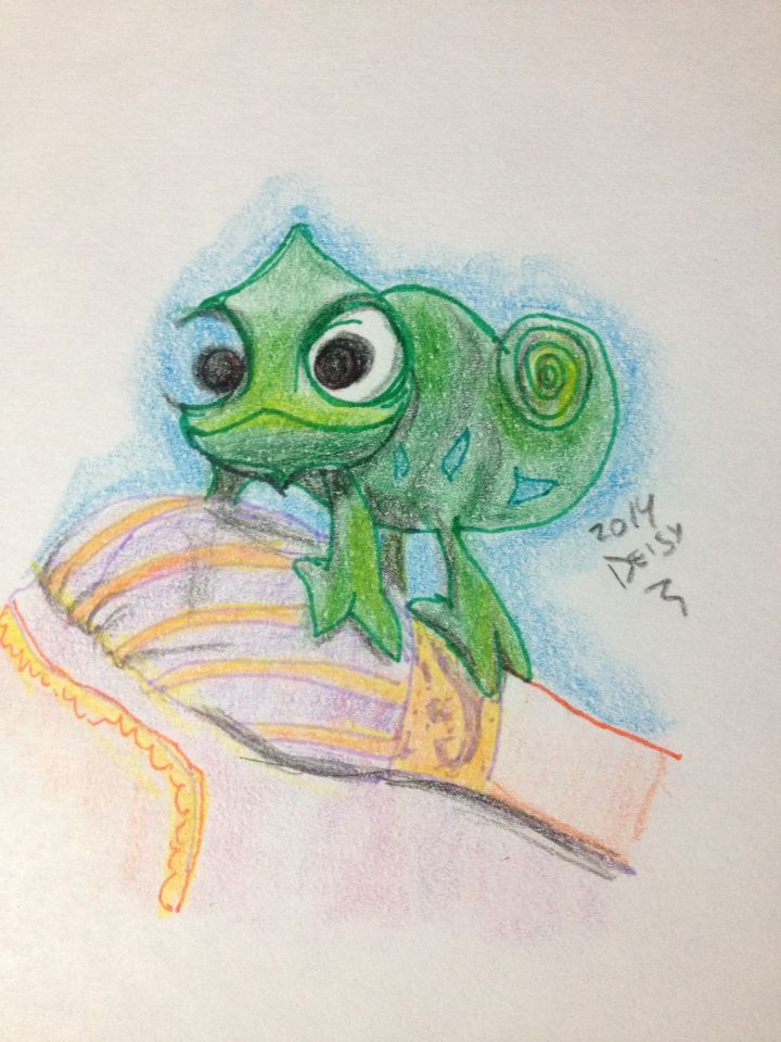 Pascal #Tangled #Enredados