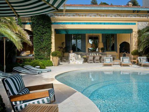 La villa de Francis Scott Fitzgerald au Cap d'Antibes