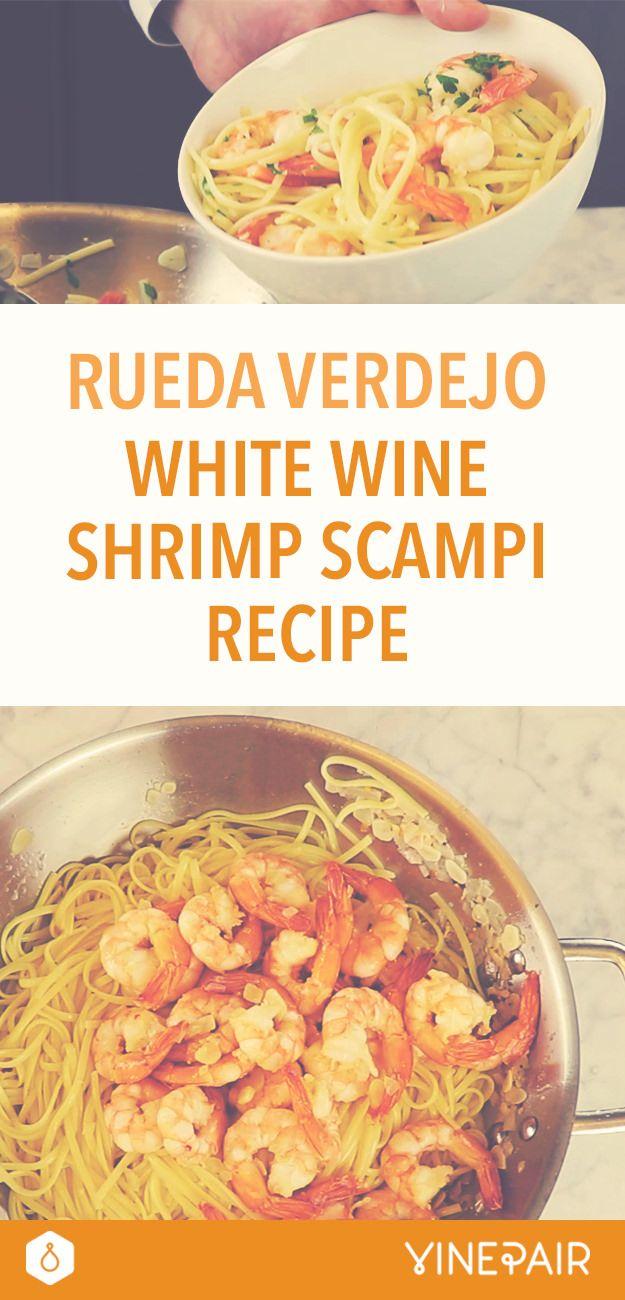 325 best shrimp images on pinterest cooking food fish recipes and shrimp scampi with rueda verdejo white wine sauce recipe forumfinder Images