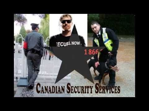 Get Trusted Security Guard in Toronto