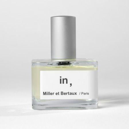 Ecuación Natural   Perfume In, de Miller et Bertaux en Ecuación Natural s.c.
