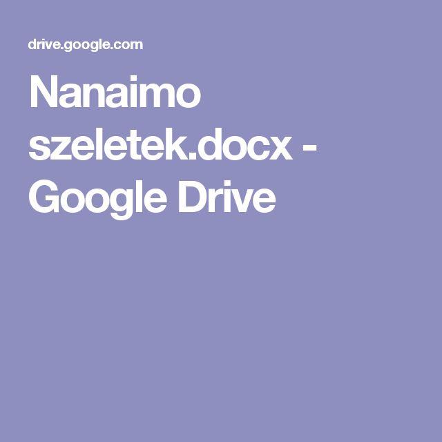 Nanaimo szeletek.docx - Google Drive