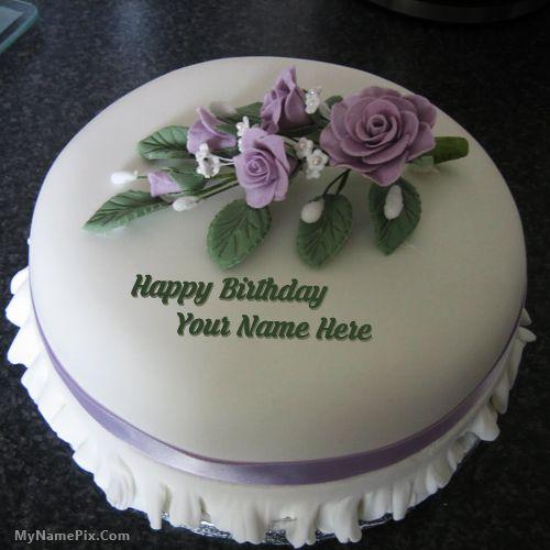 Happy Birthday Samia Cake