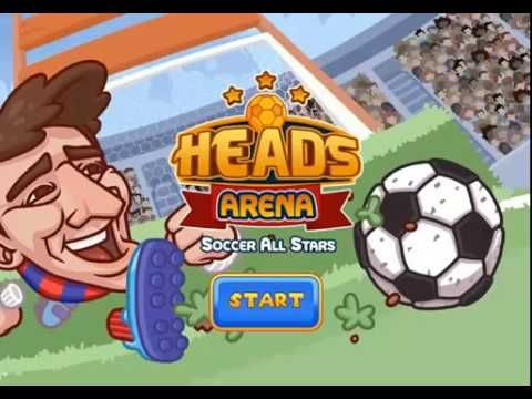 -  Fofy Heads Arena Euro Soccer Game Walkthrough (Full) - Fofy Games - FofyGames.net - Play free action games, free addicting games, puzzle games, sports games, girls games and adventure games online. ..and more. Very funny games at http://www.fofygames.net ----------------------------------------------------------------------------------------------- Link games: http://www.fofygames.net/heads-arena-soccer-all-stars.html Link website: http://www.fofygames.net Link video…