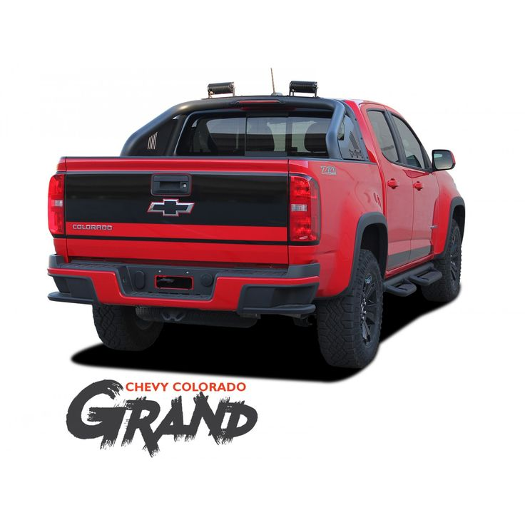 7 Best Chevy Colorado 2016 2017 Vinyl Graphics Stripes: 17 Best Ideas About 2015 Chevy Colorado On Pinterest