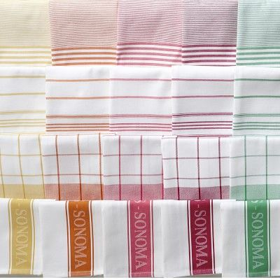 Williams Sonoma Multi Pack Towels. Kitchen ...
