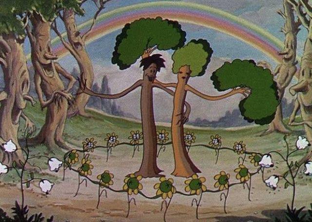 Águas de Pontal: 1932 história de amor estrelando árvores é a coisa...