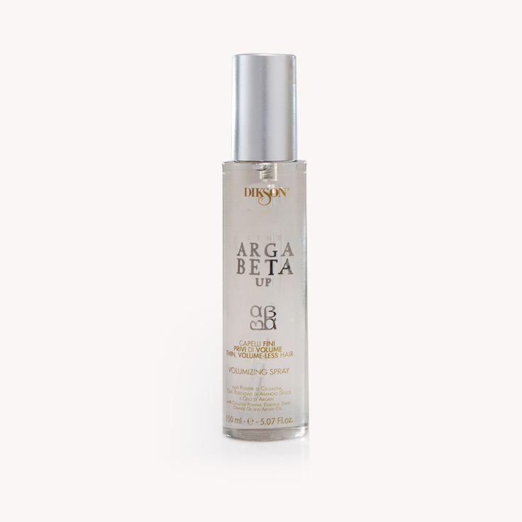 #Argabeta Up for Thin and Volume - less Hair Volumizing Spray 150 ml